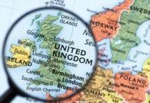 Geografía de Gran Bretaña