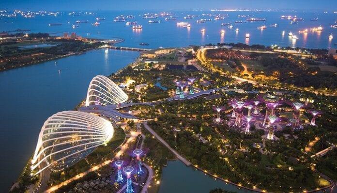 Geografía de Singapur