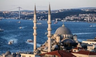 Geografía de Turquía
