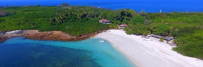 Isla Iguana en Península de Azuero