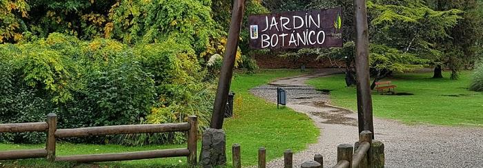 Jardín Botánico Universitario Valdivia