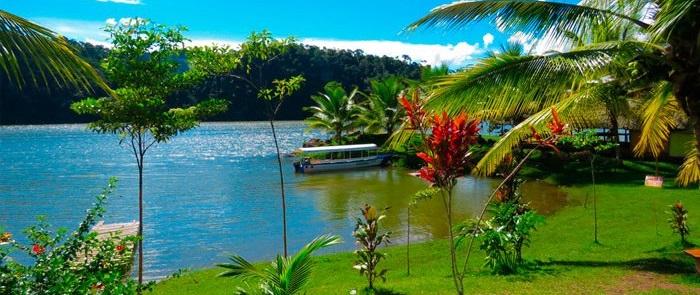 Laguna Venecia en Tarapoto
