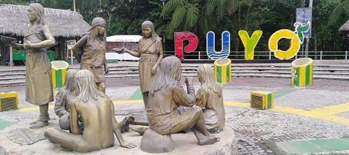 Lugares para Visitar en Puyo