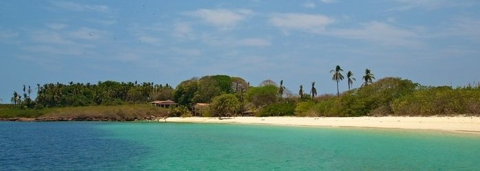 Playas en Península de Azuero