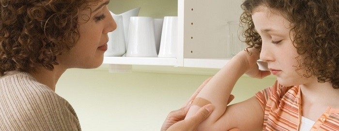 Tratar Heridas en Casa
