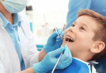 Visitas de los Niños al Odontólogo
