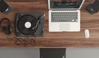 Conectar Música Depositphotos