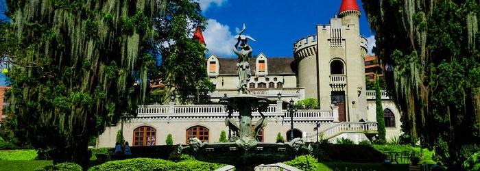 El Castillo, Museo y Jardines en Medellín