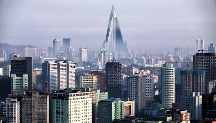 Geografía de Corea del Norte