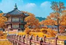 Geografía de Corea del Sur