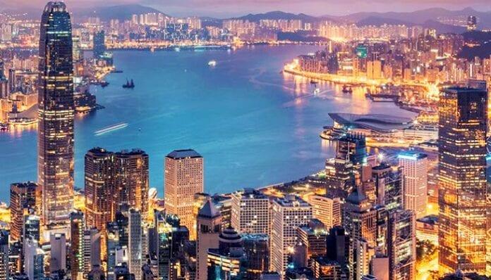 Geografía de Hong Kong