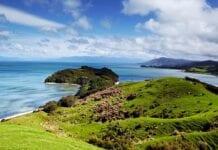 Geografía de Nueva Zelanda