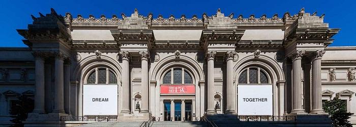 Metropolitan Museum of Art, Museos para Visitar en Estados Unidos
