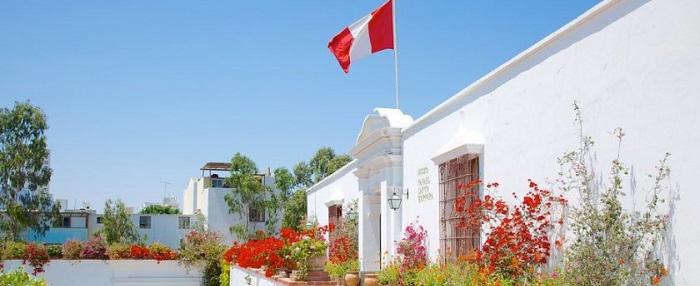 Museo Larco en Perú