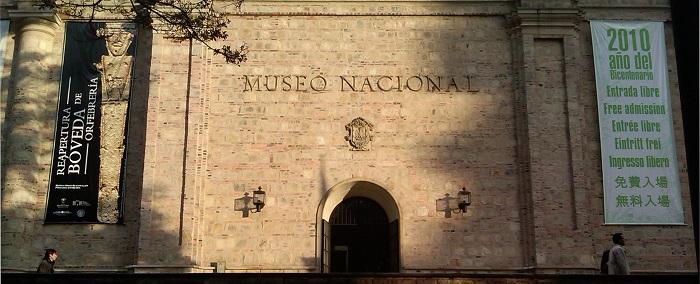 Museo Nacional en Bogotá, Museos para Visitar en Colombia