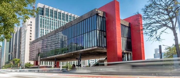Museu de Arte de Sao Paulo en Brasil