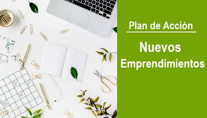 Plan de Acción para Emprendimientos