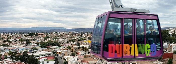 Sitios de Interés Cultural en Durango
