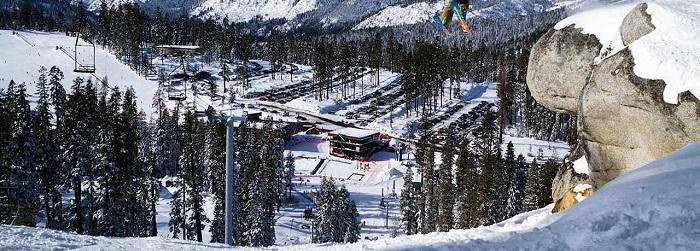Esquí en Nevada