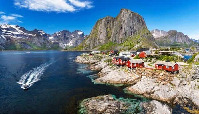 Geografía de Noruega