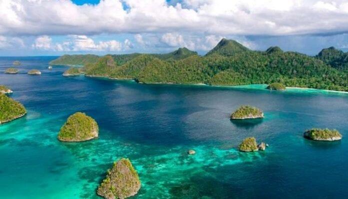 Geografía de Papúa Nueva Guinea