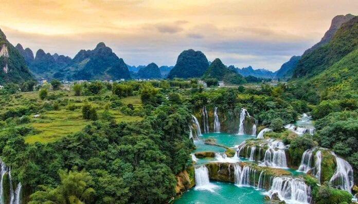 Geografía de Vietnam