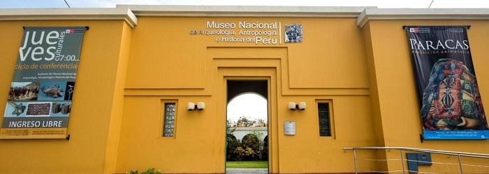 Museo Nacional de Antropología, Arqueología e Historia