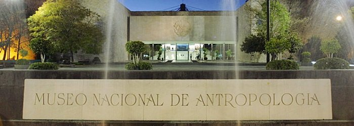 Museo Nacional de Antropología e Historia en Ciudad de México
