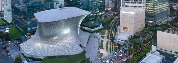 Museo Soumaya en Ciudad de México