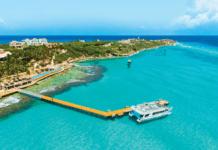 Parque Garrafón destinos en Cancún