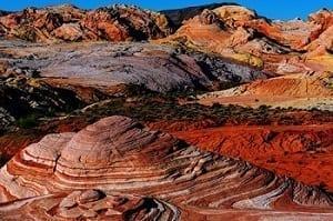 Parque Nacional en Nevada