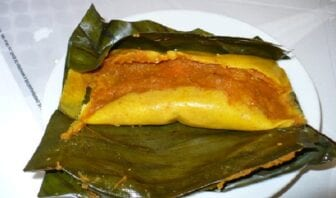 Tamales de Pipián