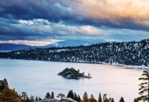Turismo en el Lago Tahoe en Nevada