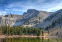 Turismo en el Parque Nacional Great Basin en Nevada