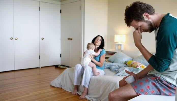 Agotamiento Parental