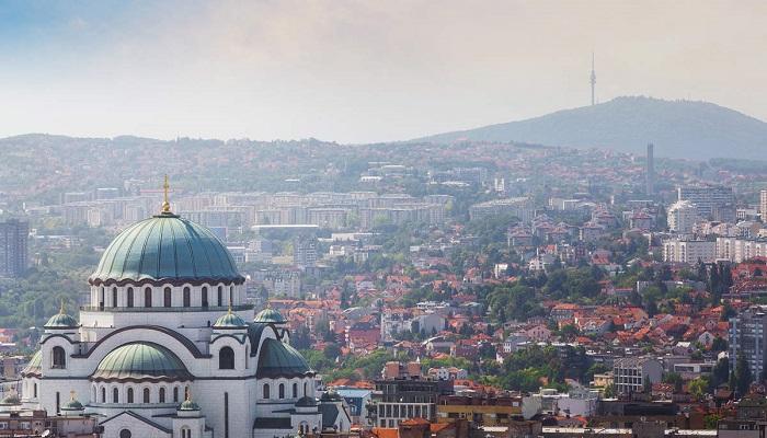 Geografía de Serbia