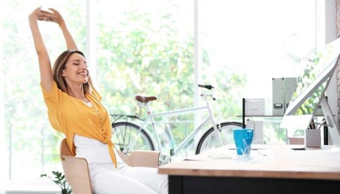 Hábitos Saludables si Trabajas en Oficina