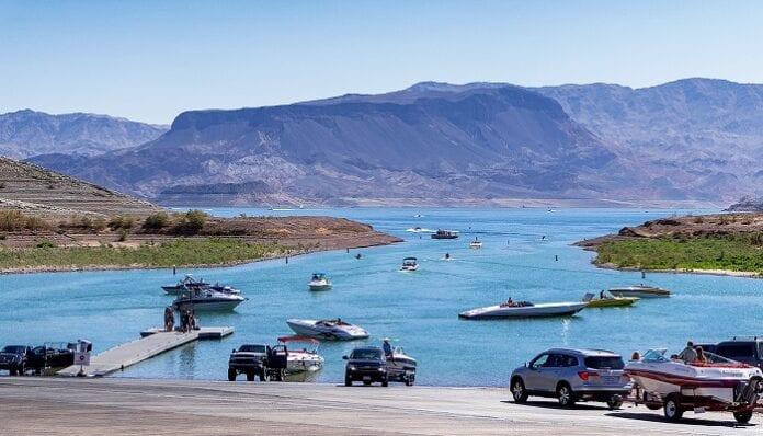 Turismo en el Área Recreativa Nacional Lake Mead