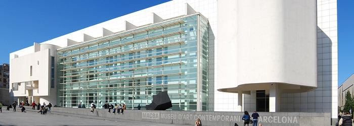 MACBA en Barcelona, Museos para Visitar en España
