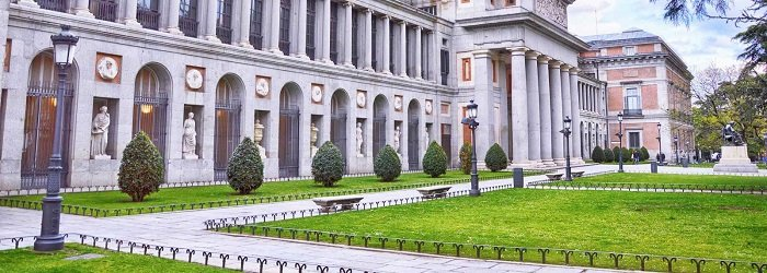 Museo del Prado en Madrid, Museos para Visitar en España