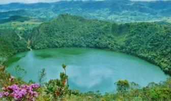 Turismo en Guatavita