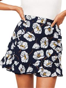 Dile sí a los outfits con estampados de flores