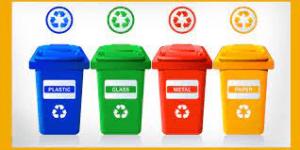 Ejemplos de contenedores para la Recogida Selectiva de Basura