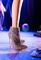 Elegir zapatos Pantorrillas