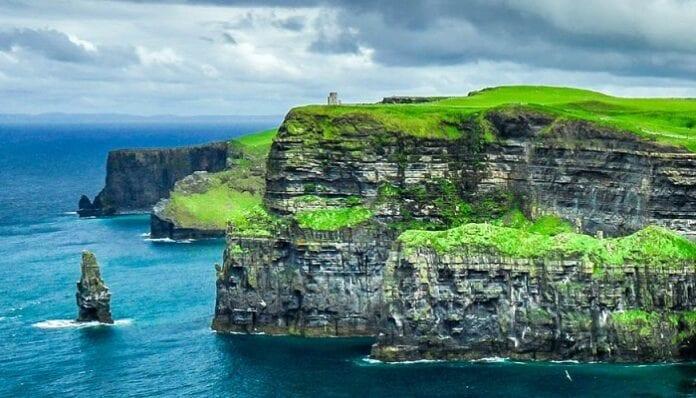 Geografía de Irlanda