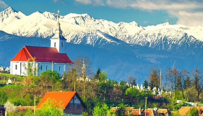 Geografía de Rumania