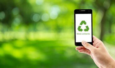 Reciclaje de Teléfonos Móviles