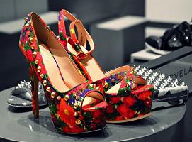 zapatos Pies muy grandes