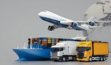 Modos de Transporte de Mercancía y sus Características