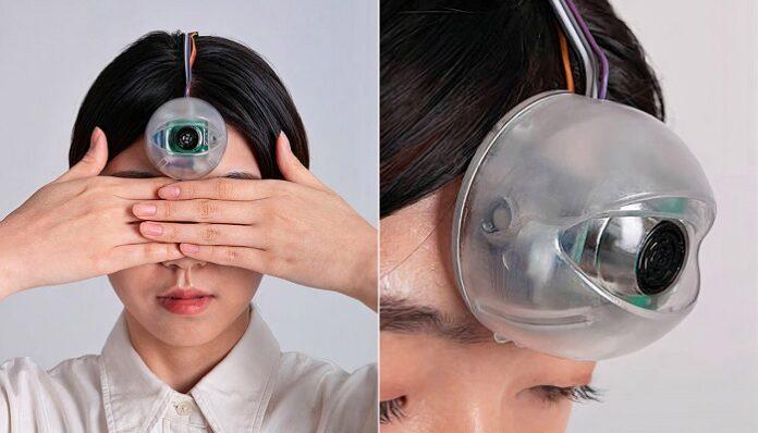 Tercer ojo robótico para usar el celular